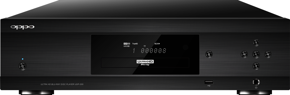 oppo udp 205 4k uhd audiophile blu ray player