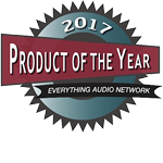 Everything Audio Network 2017 Product of the Year