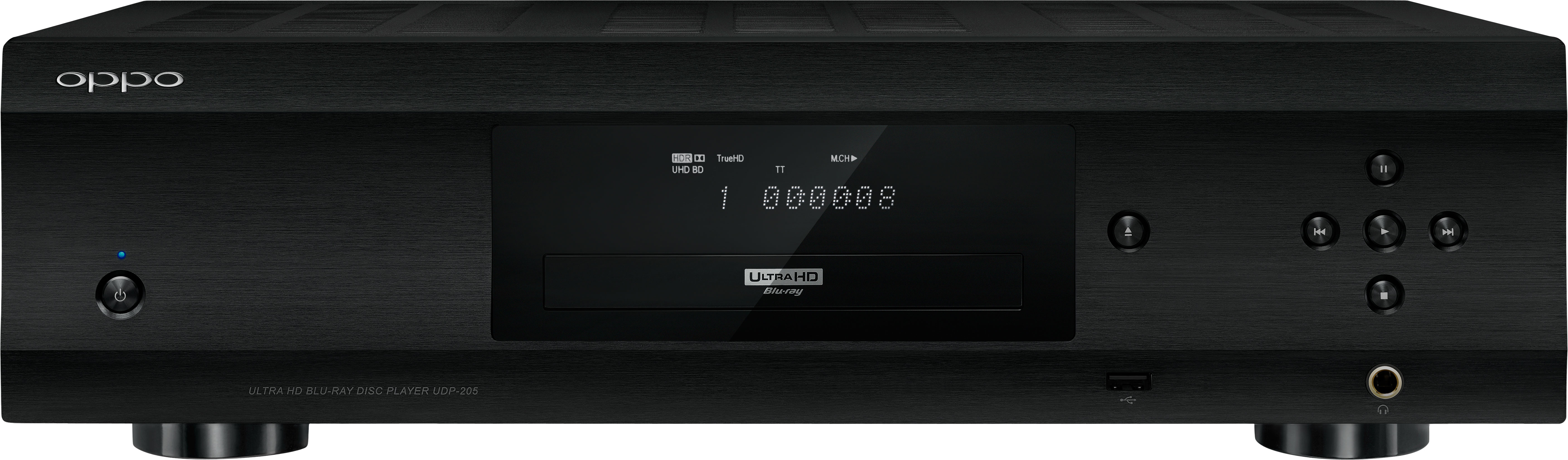 oppo udp 205 4k ultra hd audiophile blu ray disc player
