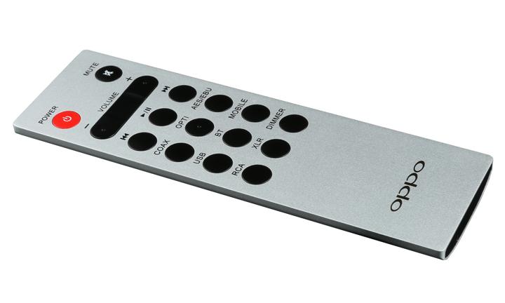 HA-1 Remote Control