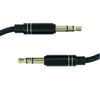 PM-3 Portable Cable Without Mic (Black)