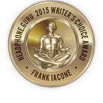 Headphone Guru Writer's Choice Award 2015