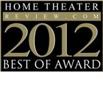 Best of 2012 Award